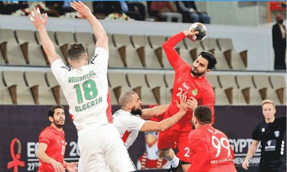 الجزائر تنسحب من كأس إفريقيا لكرة اليد المنظمة في المغرب