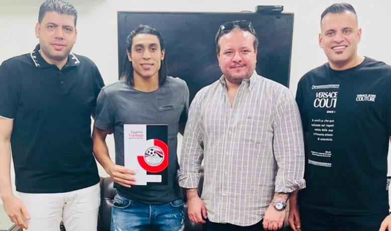 مهاجم النجم الساحلي السابق ينضم لهذا النادي بالدوري المصري