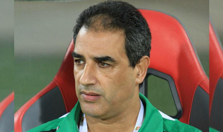 جدران مدرب مغربي وحيد في الدوري القطري