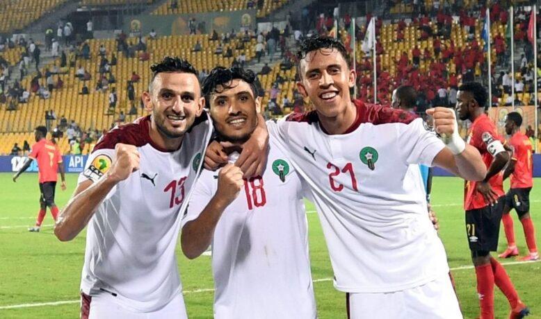 هذه طبيعة إصابة نجم الرجاء مع المنتخب المغربي