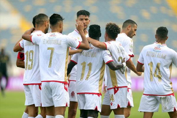 23 لاعبا في قائمة الوداد لمواجهة شباب المحمدية