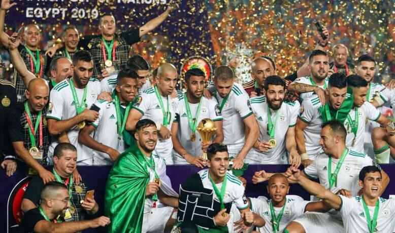 سبع مباريات تفصل المنتخب الجزائري عن دخول التاريخ