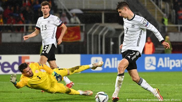 رسميا.. المنتخب الألماني أول المتأهلين لمونديال قطر