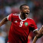 """الكعبي: """"عازمون على تسجيل أكبر عدد من الأهداف في مرمى غينيا"""""""