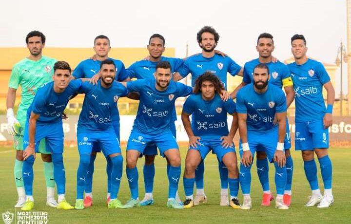 الزمالك يواجه الاتحاد الليبي وديا