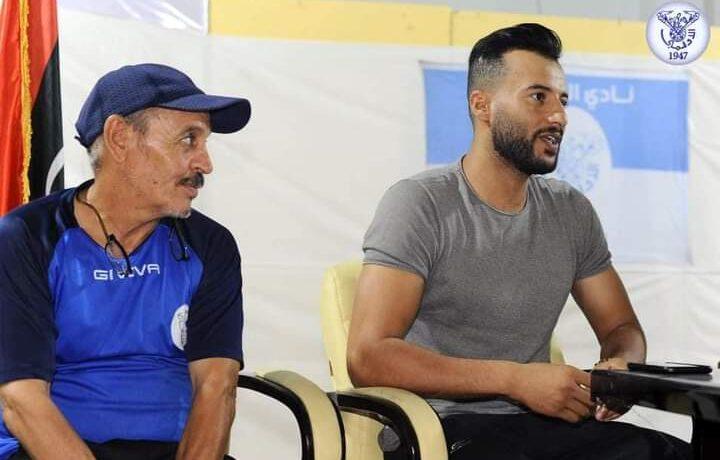 الثنائي التونسي الصامتي وزهو يوقعان مع الأولمبي الليبي
