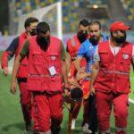 إصابة خطيرة لنجم الاتحاد الليبي الصاعد
