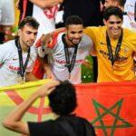 إشبيلية يعلن غياب نجمه المغربي عن مواجهة دوري أبطال أوربا