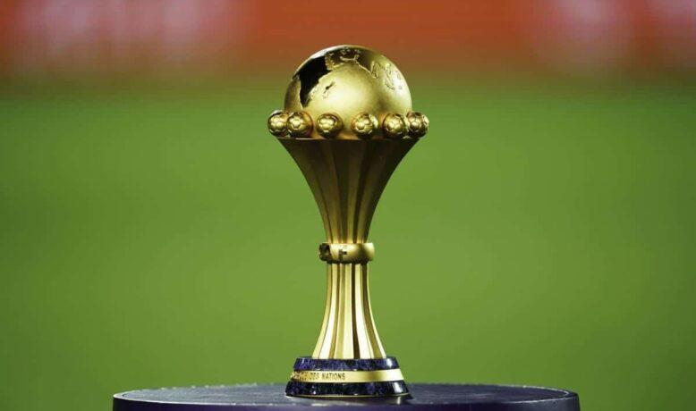 عرض المجسم الاصلي لكأس أمم إفريقيا 2022 بالجزائر
