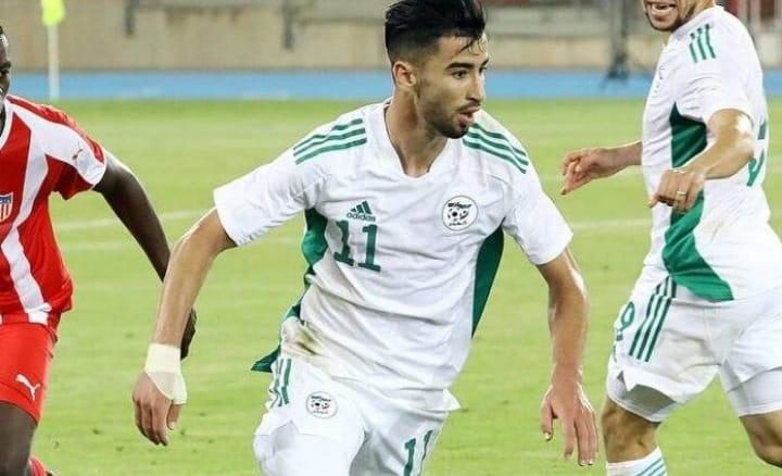 محمد الامين عمورة يسجل أول أهدافه بالدوري السويسري.