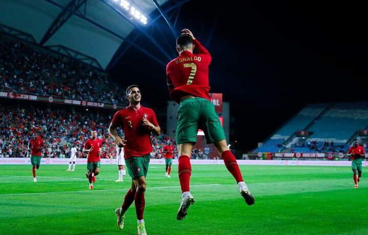البرتغال تفوز على لوكسمبورج بخماسية نظيفة