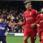ليفربول يفوز على واتفورد بخماسية ويتصدر البريميرليج مؤقتا