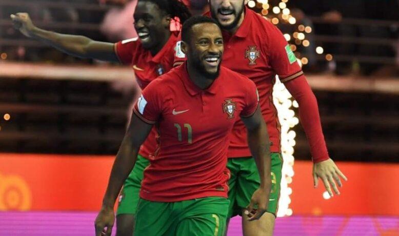 البرتغال يتوج بكأس العالم للفوتسال على حساب الأرجنتين