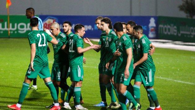 الفاف تحدد موعد مباراة الجزائر وجيبوتي