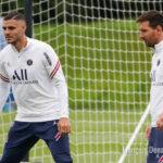"""خلاف ميسي وإيكاردي يدفع باريس لعقد صفقة تبادلية مع """"البارصا"""""""
