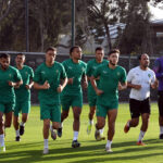 آخر حصة تدريبية للمنتخب المغربي قبل مواجهة غينيا