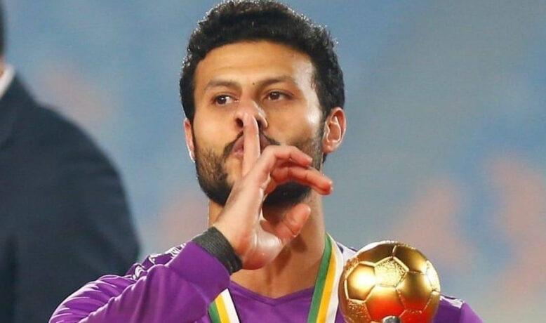 محمد الشناوي يصدم النادي الأهلي ويغيب عن دوري الأبطال
