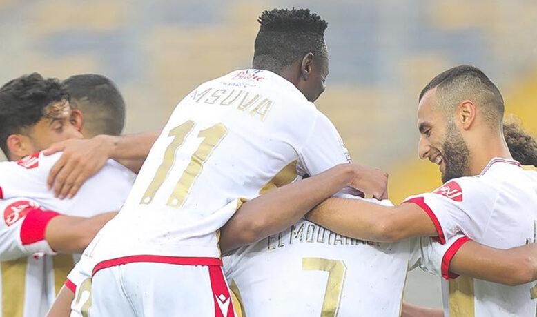 لاعب ودادي يغيب عن مباراة المحمدية بسبب الإصابة