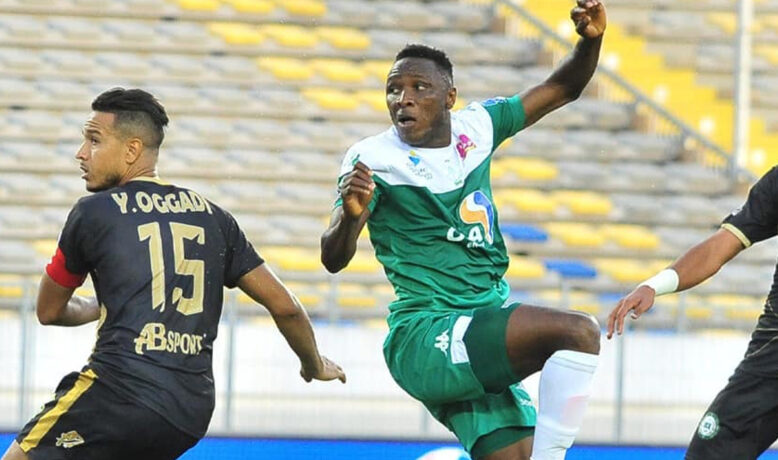 لاعب الرجاء خارج قائمة غينيا لمواجهة