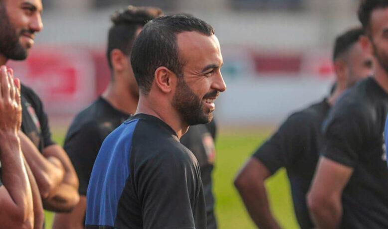 زفاف مجدي أفشة يغيبه عن مباراة الأهلي