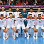 """المغرب """"الأوفر حظاً"""" لتنظيم نسخة """"مونديال الفوتسال"""" القادمة"""