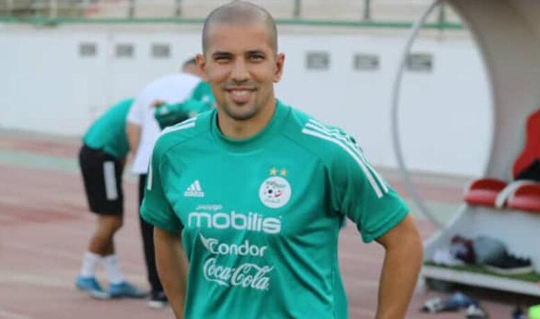 بن سبعيني وفيغولي يلتحقان بكتيبة المنتخب الجزائري