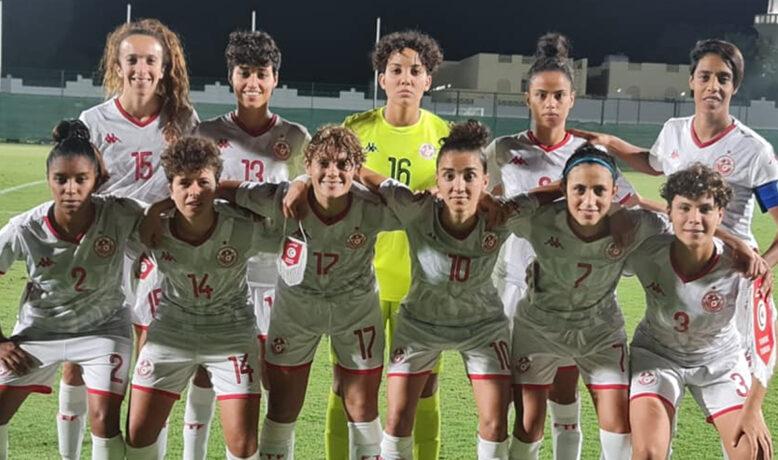 فتيات تونس يكتسحن الإمارات برباعية نظيفة في دبي