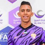 رحيمي أفضل لاعب في الشهر بالدوري الاماراتي