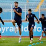 وليد الكرتي أساسي في أول مباراة له بالدوري المصري